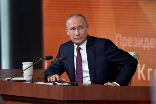 Пресс-конференция президента России Владимира Путина: главное
