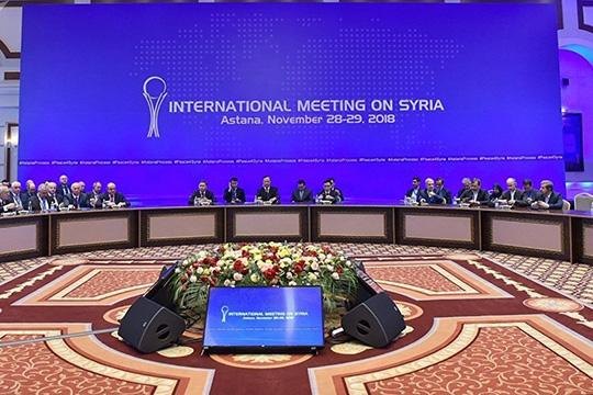 Астана-11: договориться можно всегда – было бы желание