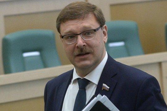 Косачев: нейтральные страны выступают в качестве партнеров России в решении актуальных проблем