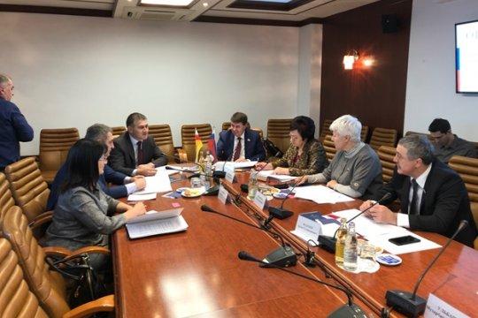 С. Цеков: У РФ и Южной Осетии общее будущее