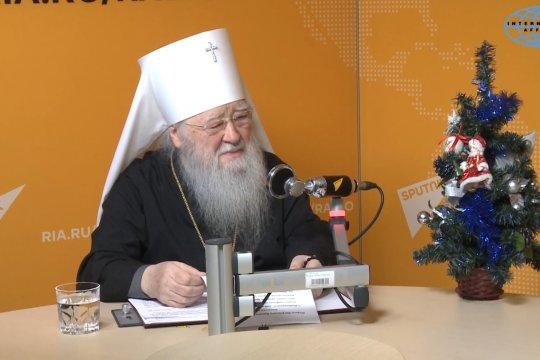 Владыка Ювеналий: Мы являемся свидетелями многих трагических событий в жизни православных на Украине (часть 1)