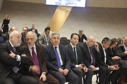 «Сколково» готово к всеобъемлющему международному сотрудничеству