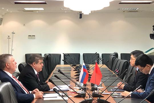 Владимир Джабаров: мощь России и Китая – противовес тому, что пытается навязать Вашингтон