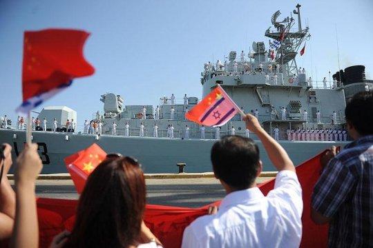 Хайфа – порт израильский? Нет, уже – китайский!