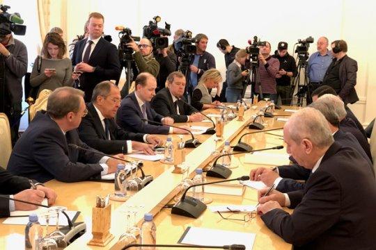 Сергей Лавров: Палестина может всегда рассчитывать на поддержку России