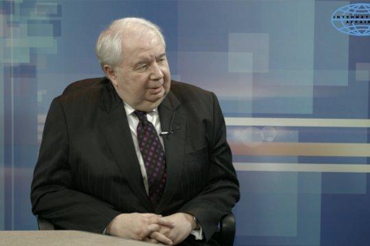Сергей Кисляк: американцы сделали из России противника