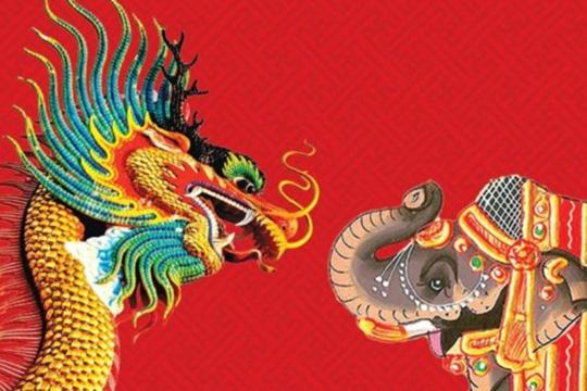 Дракон не таится, слон не трубит? Сойдутся ли вместе Китай и Индия?