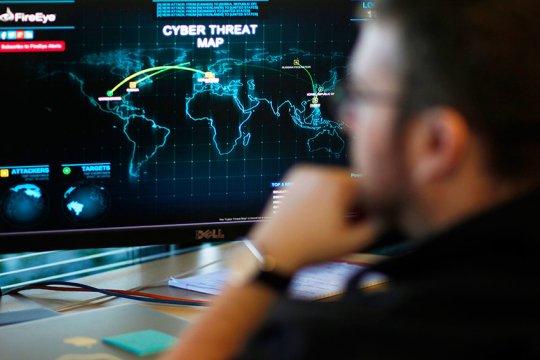 Главный источник кибератак на Россию – США