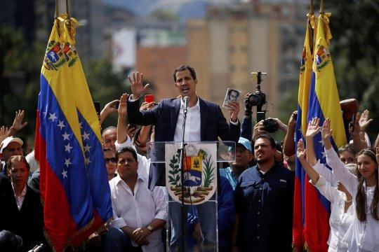 Американская «Большая дубинка» над Венесуэлой