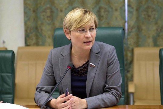 Л. Бокова: Российские парламентарии нацелены на сотрудничество с законодателями АТПФ