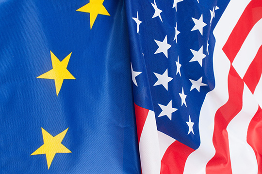 Europe-US: results of 2018 and prospects for 2019