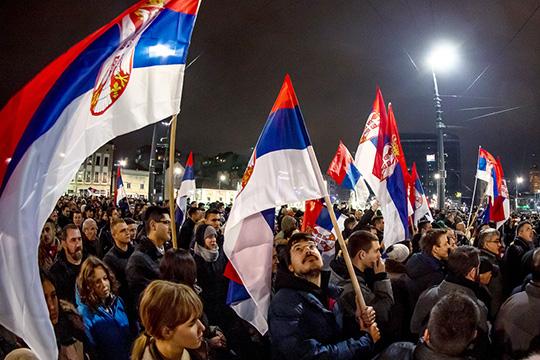 Colour revolution in Republika Srpska