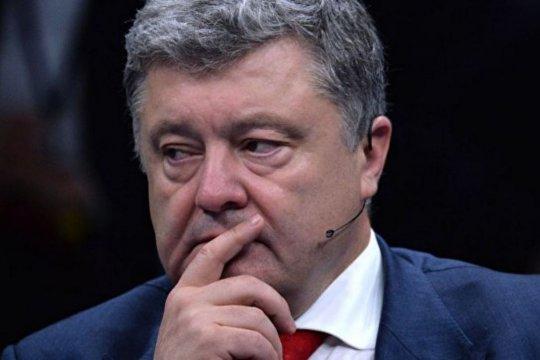 В ожидании «вмешательства» или антироссийский фундамент кампании Петра Порошенко