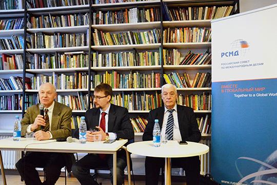 Александр Крамаренко: Мы живем во времена, когда нужно быть готовым к любому кризису
