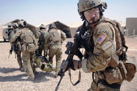 Полтора года на выход. США покидают Афганистан?