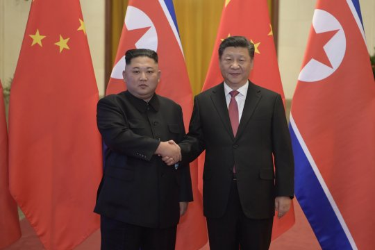 Китай поддерживает КНДР в ее приверженности денуклеаризации Корейского полуострова