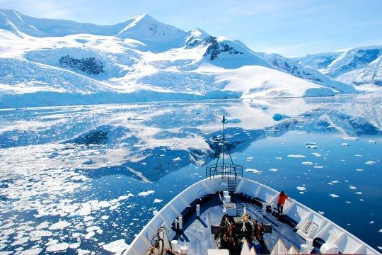 Новая Зеландия борется за Антарктику