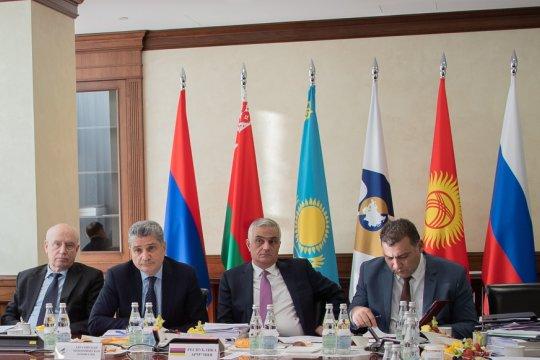 ЕЭК на пути создания евразийских брендов