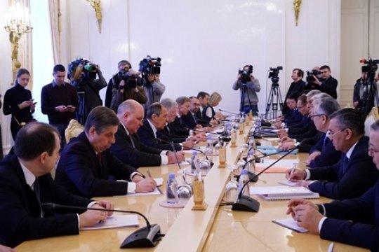 Согласованы приоритеты сотрудничества России и Казахстана