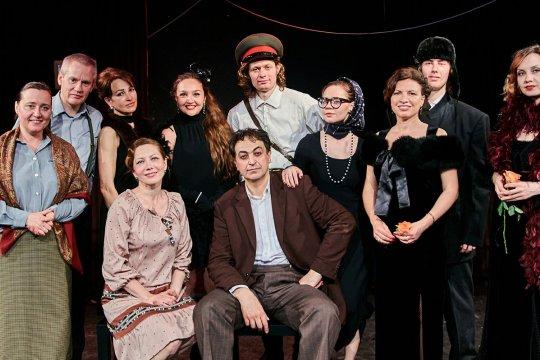 Русский театр «Театр 8+», или Любитель – от слова «любить»