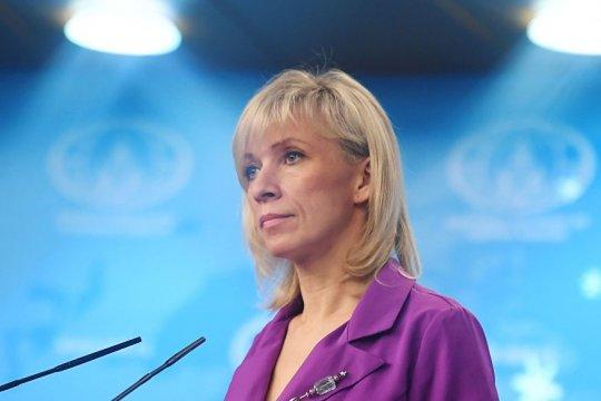Захарова назвала дело против Весельницкой местью американской прокуратуры