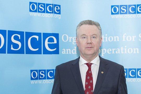 Александр Лукашевич: «Идея единого пространства безопасности не должна быть предана забвению»