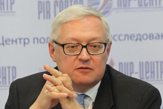 Сергей Рябков: вопросы о встрече президентов России и США нужно адресовать в Вашингтон