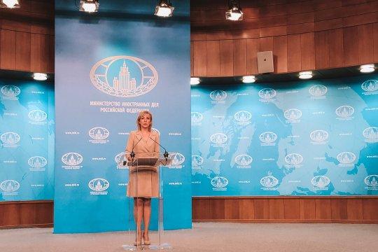 Захарова: курс на расширение стратегического взаимодействия с Минском не подлежит сомнению