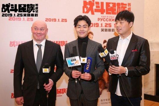 Первый российско-китайский фильм станет кинохитом в Китае