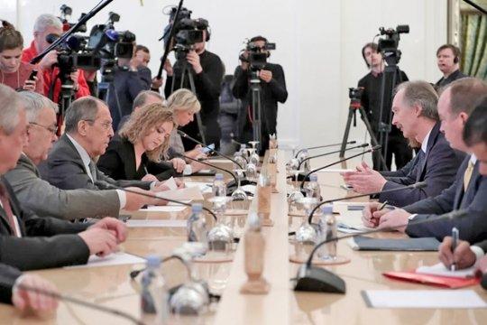 Сергей Лавров надеется на преемственность в отношениях с новым спецпосланником ООН по Сирии