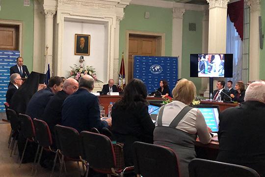 Виталий Чуркин – «маэстро дипломатии»