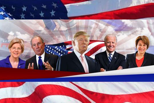 Что претенденты на пост президента США говорят о России