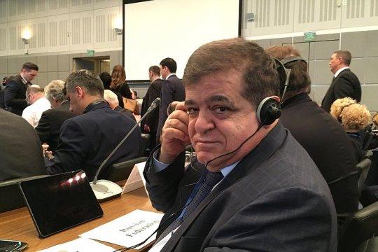 Российские сенаторы принимают участие в работе зимней сессии Парламентской ассамблеи ОБСЕ