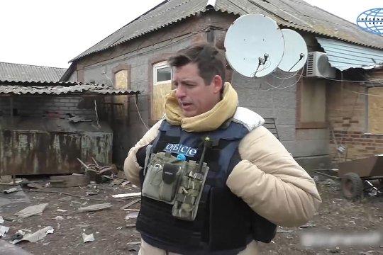 Украинские вооруженные силы хотят, чтобы вы на них смотрели - Грэм Филлипс