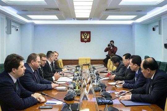 Константин Косачев: решение проблем Корейского полуострова могут достигаться только политическим путём