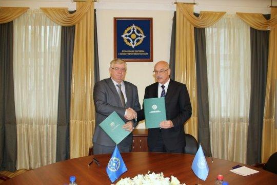 ООН-ОДКБ: основные направления сотрудничества