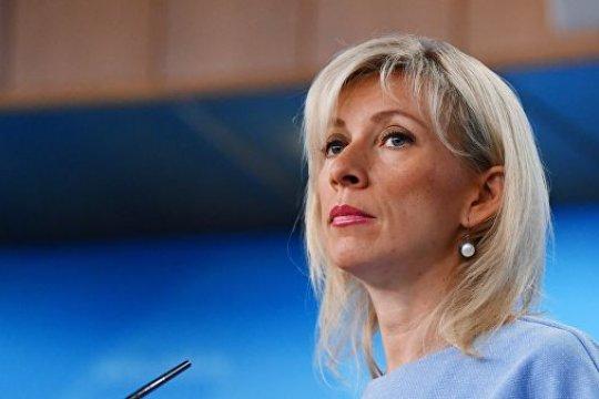 Захарова потребовала объяснений от BBC в связи с постановкой ролика о химатаке в Сирии