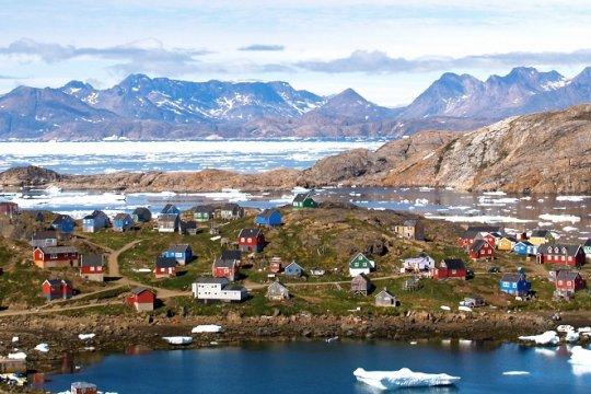 Китай и США внимательно смотрят на Гренландию