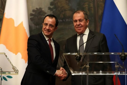 Сергей Лавров: система внешних гарантий для Кипра устарела