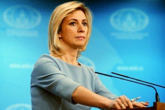 Захарова назвала шантажом обращение Трампа к венесуэльским военным