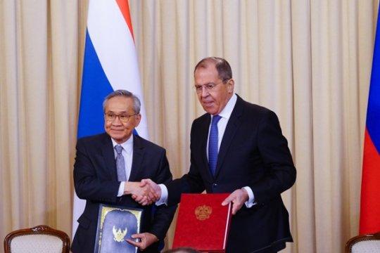 Россия и Таиланд хотят достичь товарооборота в 10 миллиардов долларов