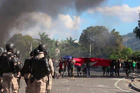 Гаити: между США и Китаем