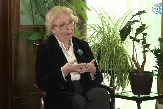 Татьяна Валовая: нам нужен прорыв на научно-технологическом треке