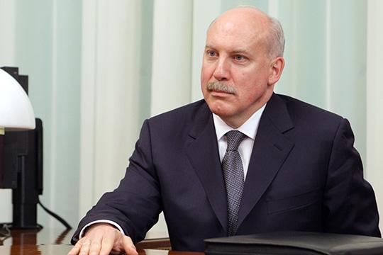 Д. Мезенцев: Выполнение задач, поставленных Президентом в Послании, требует энергичных, умелых, организованных действий