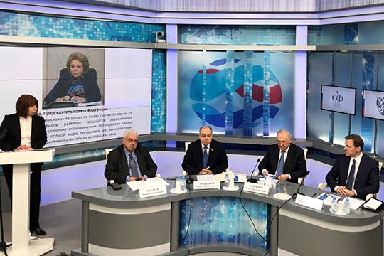 Михаил Гусман: Главный инструмент евразийской интеграции — русский язык