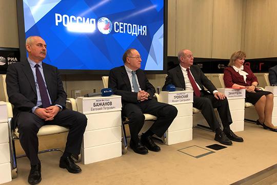 85-летие Дипломатической академии МИД России: основные достижения