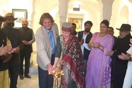 «Открывая Россию – 2019»: в Индии завершился двухмесячный арт-симпозиум