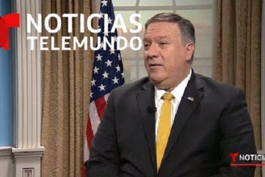 Госсекретарь США заговорил тоном директора ЦРУ