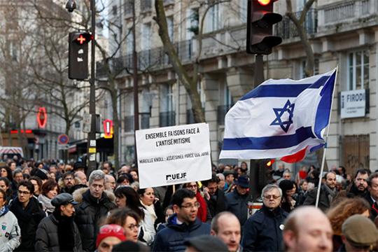 Франция против антисемитизма: кто кого?