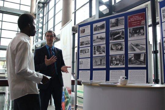 Посольство РФ в ЮАР проводит выставку по случаю 75-летия снятия блокады Ленинграда